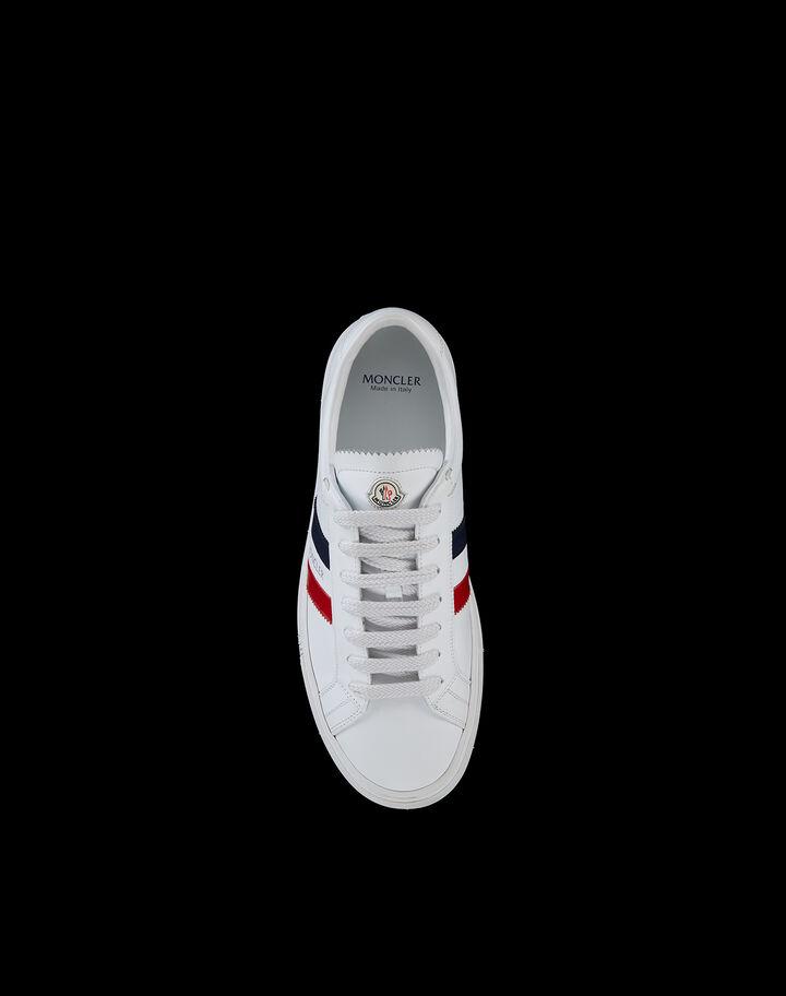 Moncler New Monaco White