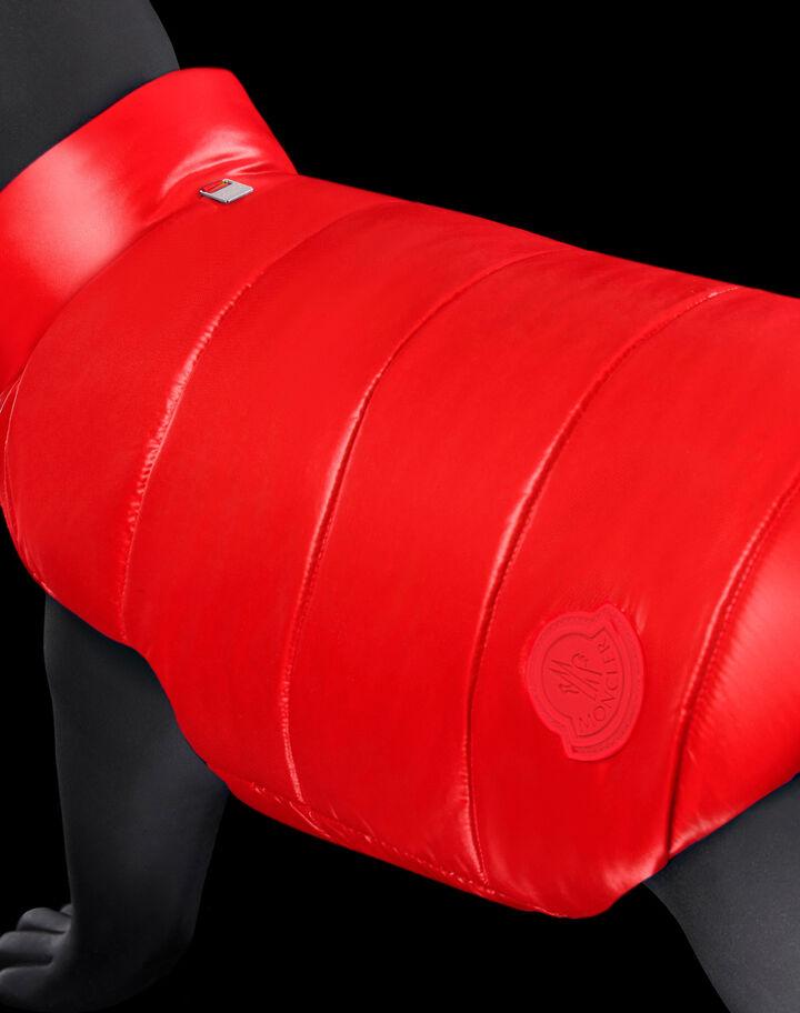 Moncler Mondog Scarlet Red