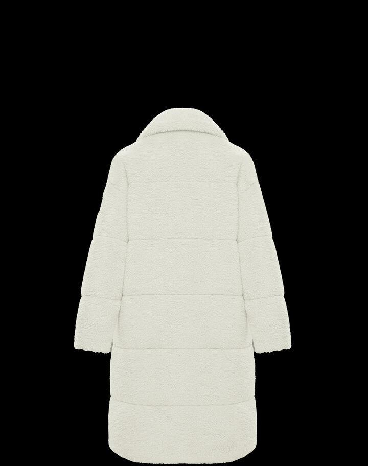 Moncler Bagaud Silk White