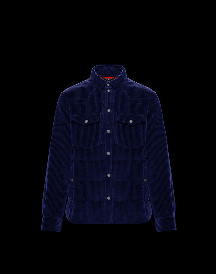 Moncler Gelt Dark Royal Blue
