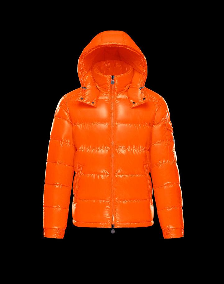Moncler Maya Bright Orange