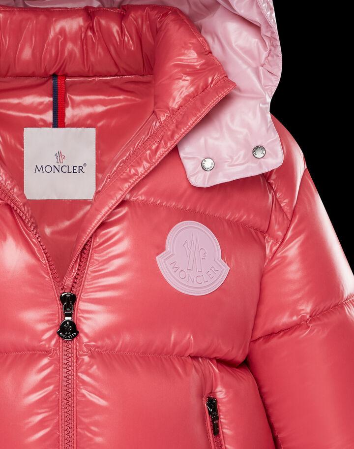Moncler Almira 시클라멘 핑크