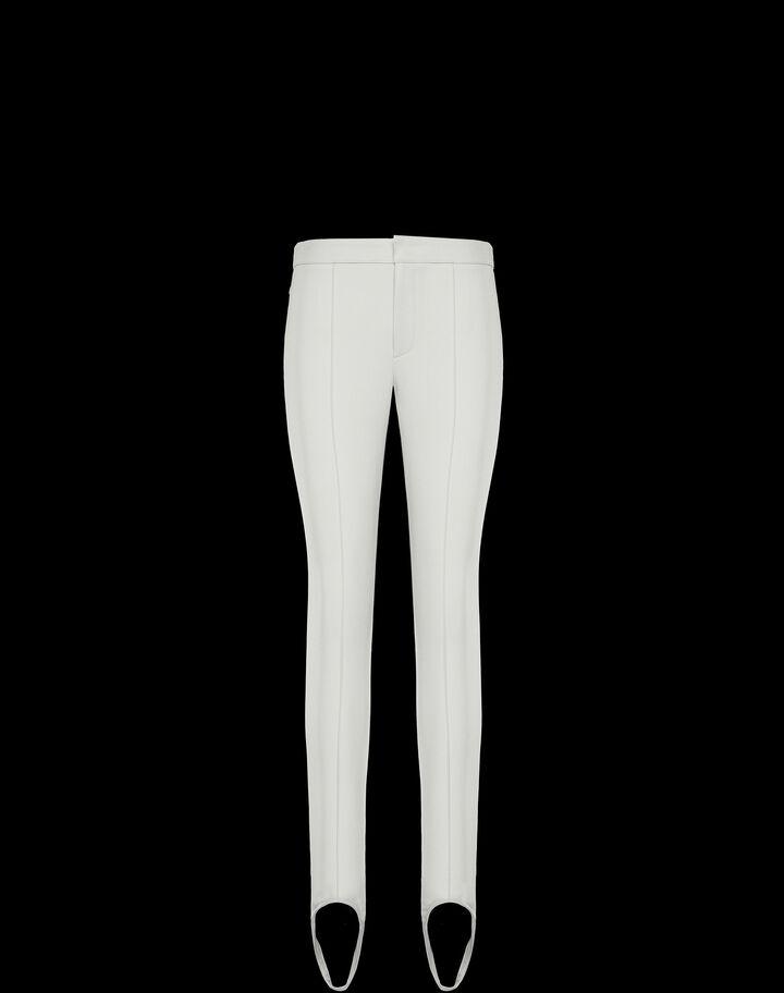 Moncler Pants Snow White