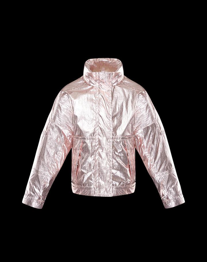 Moncler Klarise Metallic Pink