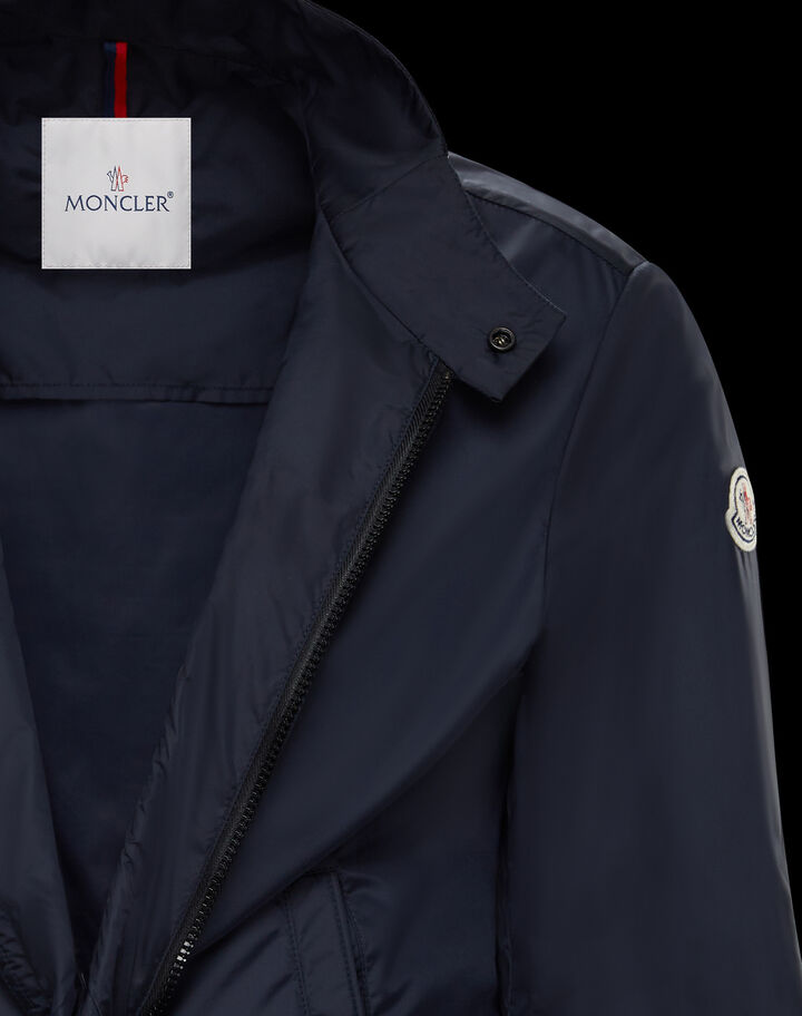 Moncler Reppe Night Blue