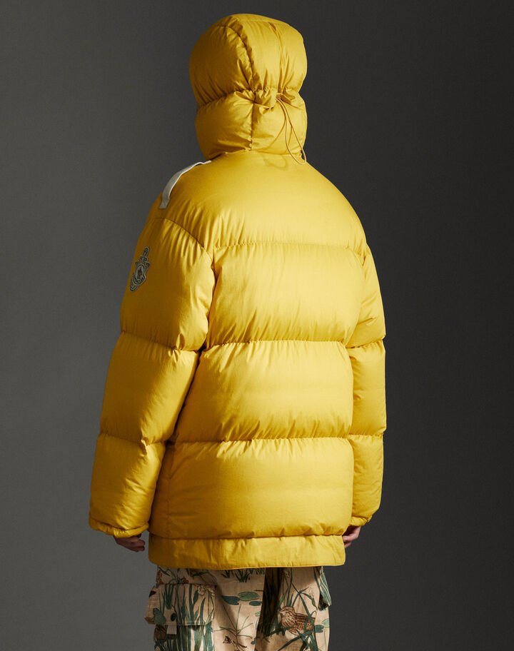 Moncler Conwy Mustard Yellow