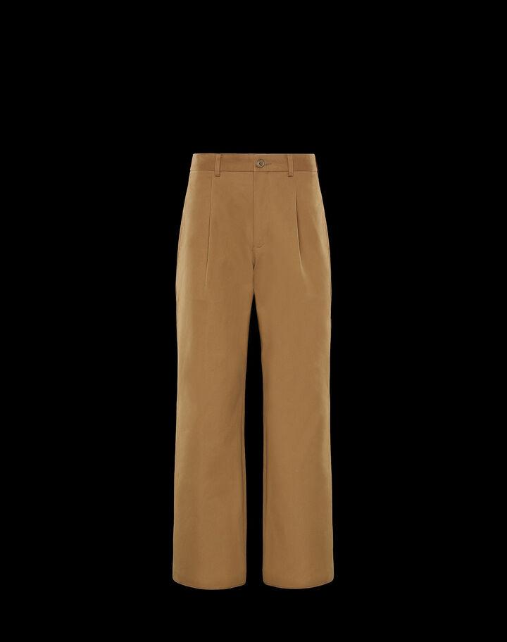 Moncler Flare pants Sand