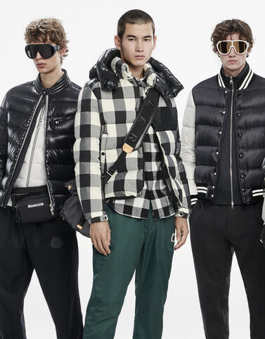 Moncler Look 1