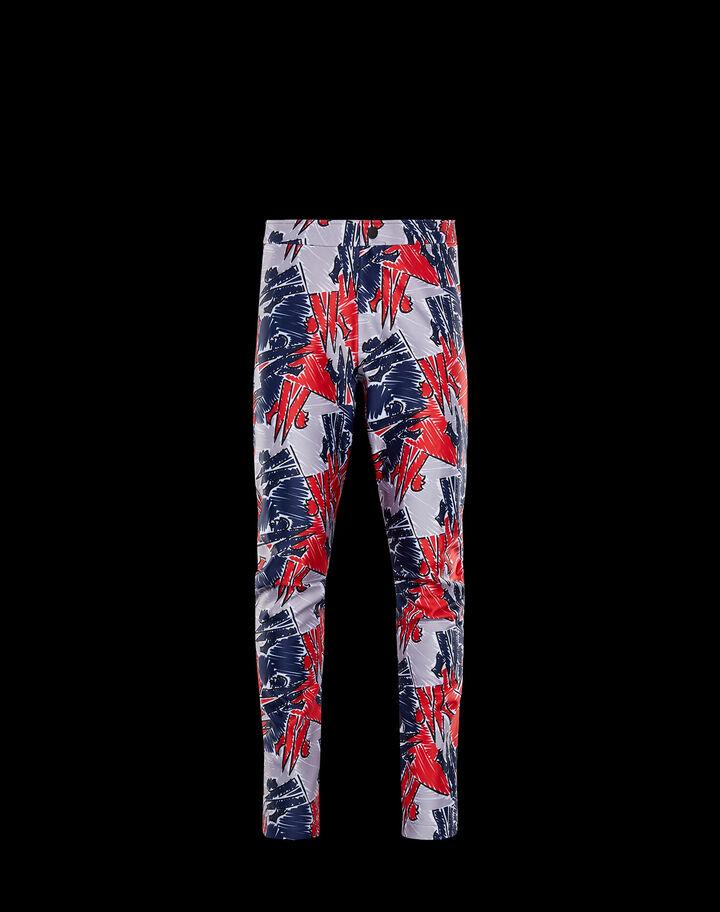 Moncler Pants Night Blue