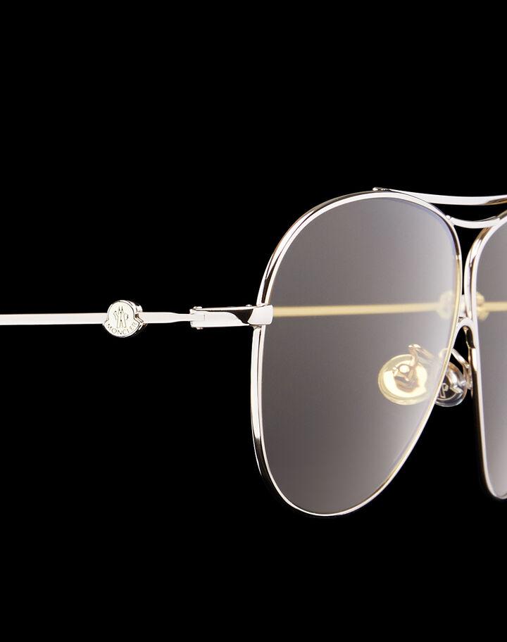 Moncler Aviator sunglasses 샤이니 블랙