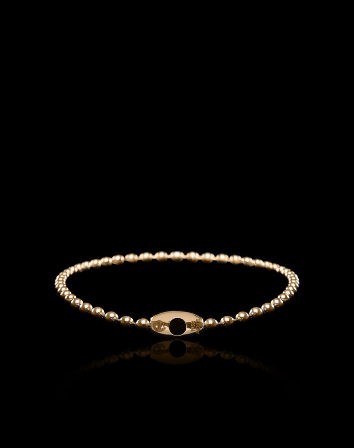 Moncler Necklace Pale Yellow