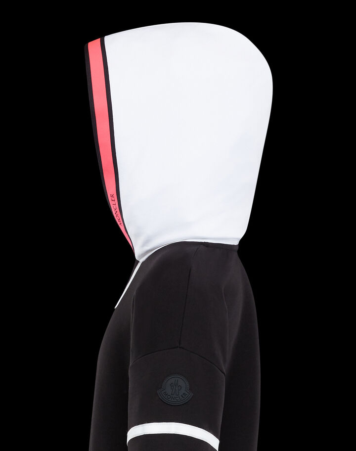 Moncler Stretch French terry set Black