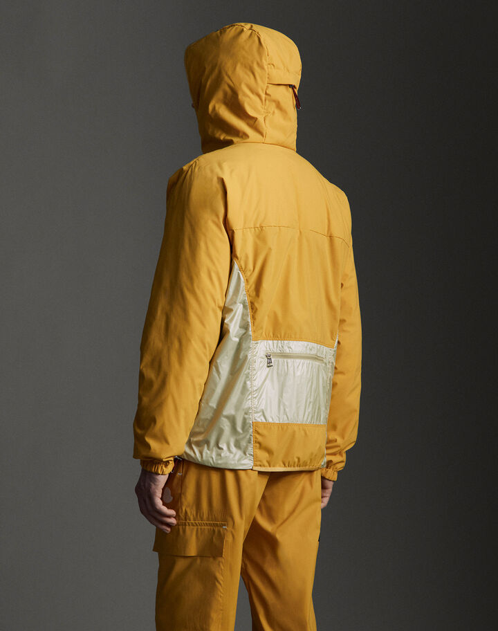 Moncler Dalgopol Ochre Yellow