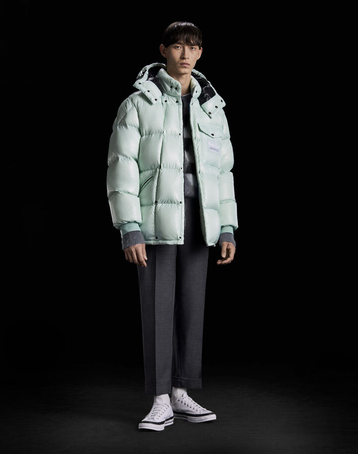 Moncler Anthemy Aqua Green