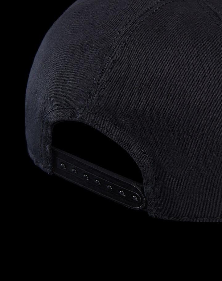 Moncler Gabardine hat Night Blue