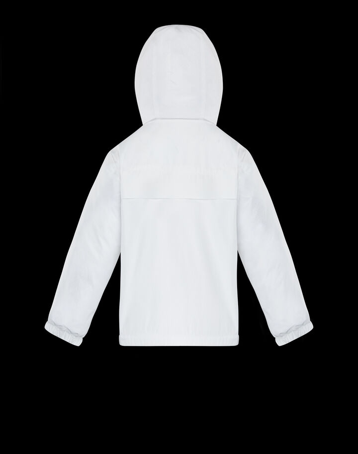 Moncler Vaug Silk White