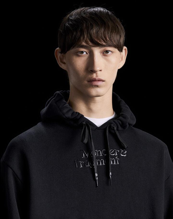 """Moncler """"Kool & the Gang"""" hoodie Black"""