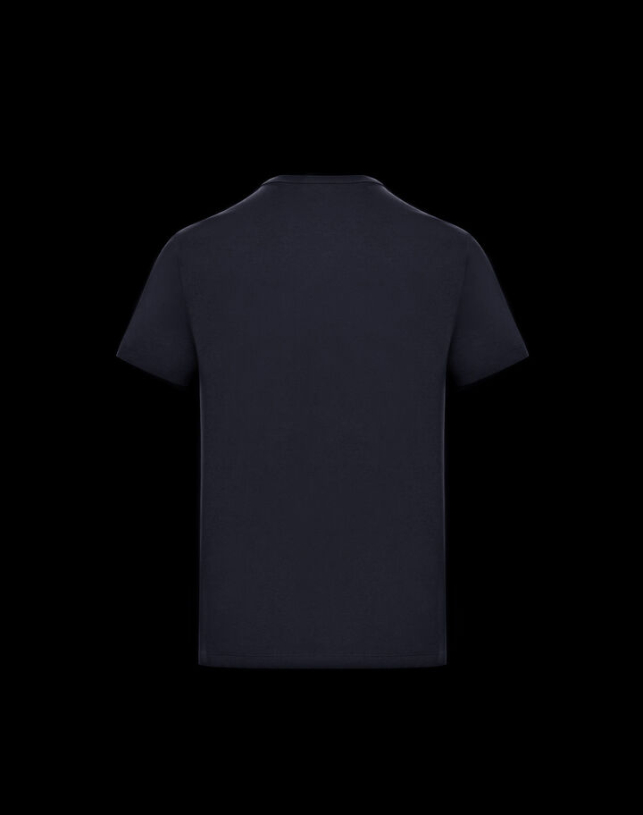 Moncler Graphics t-shirt Night Blue