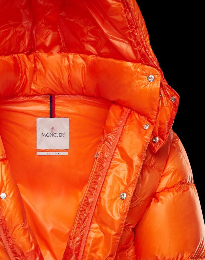 Moncler Tarnos Bright Orange