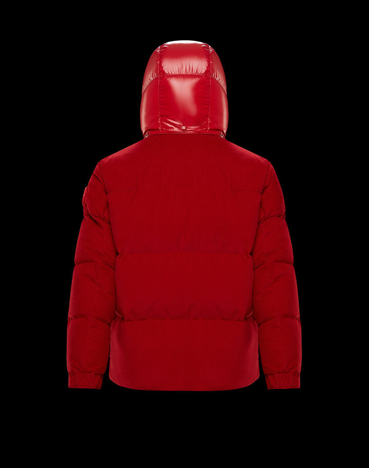 Moncler Vignemale Chili Red