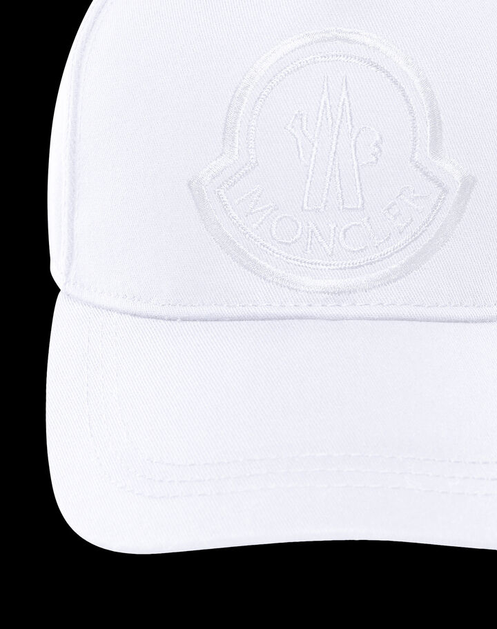 Moncler Cotton hat Off White