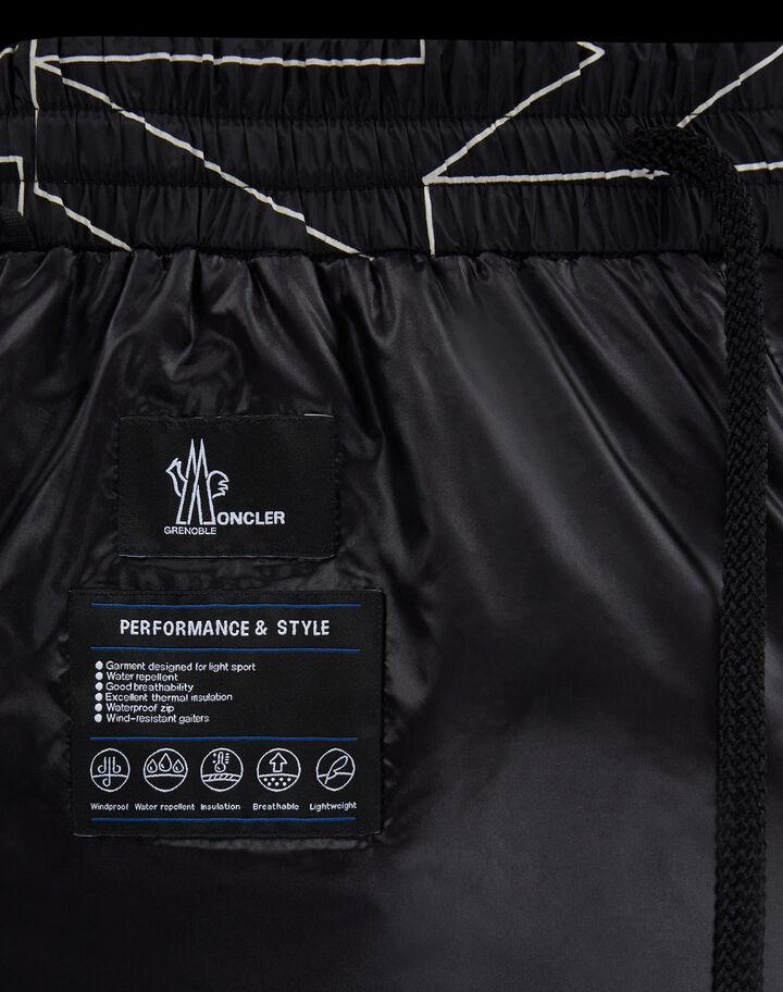 Moncler Sports pants Dark Grey Melange