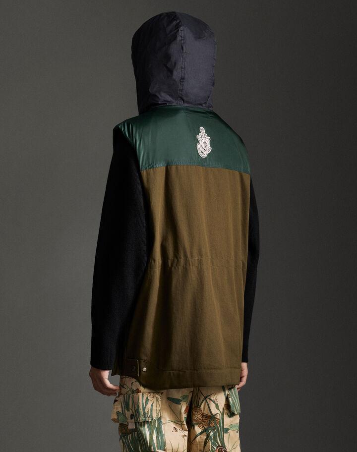 Moncler Dunrobin Army Green