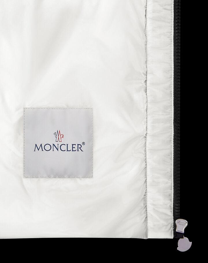 Moncler Glycine Silk White