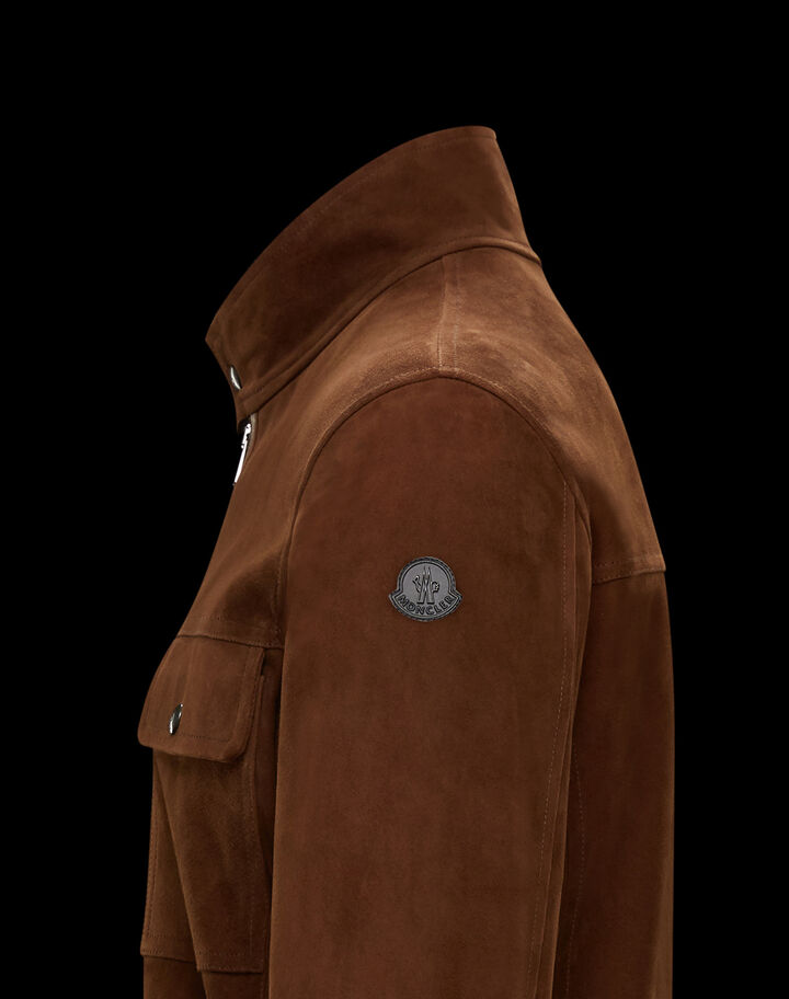 Moncler Courry Walnut Brown