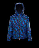 Moncler Cretes Royal Blue