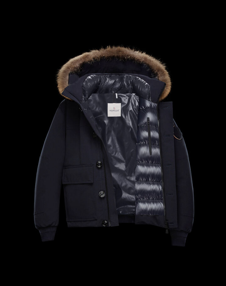 Moncler Cavell Night Blue