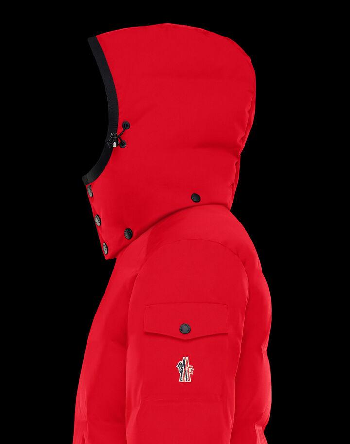 Moncler Montgetech Fire Red