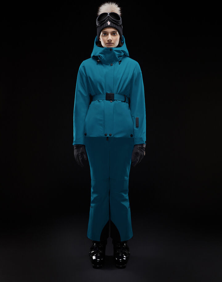 Moncler Lignan Turquoise