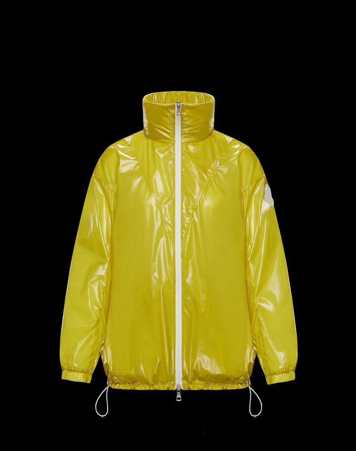Moncler Melucta Sulphur Yellow