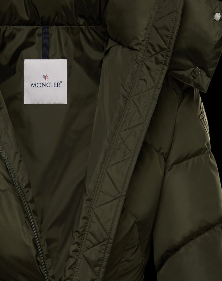 Moncler Aloes Dark Army Green