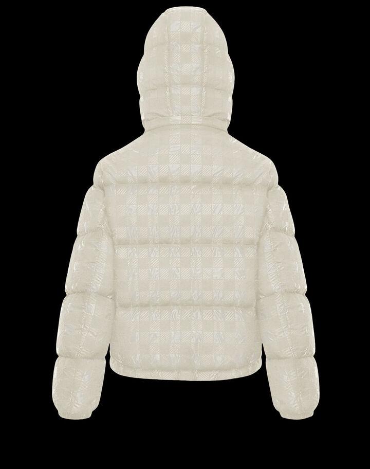 Moncler Daos Silk White