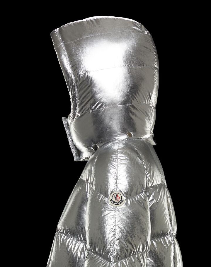 Moncler Algenubi Metallic Silver