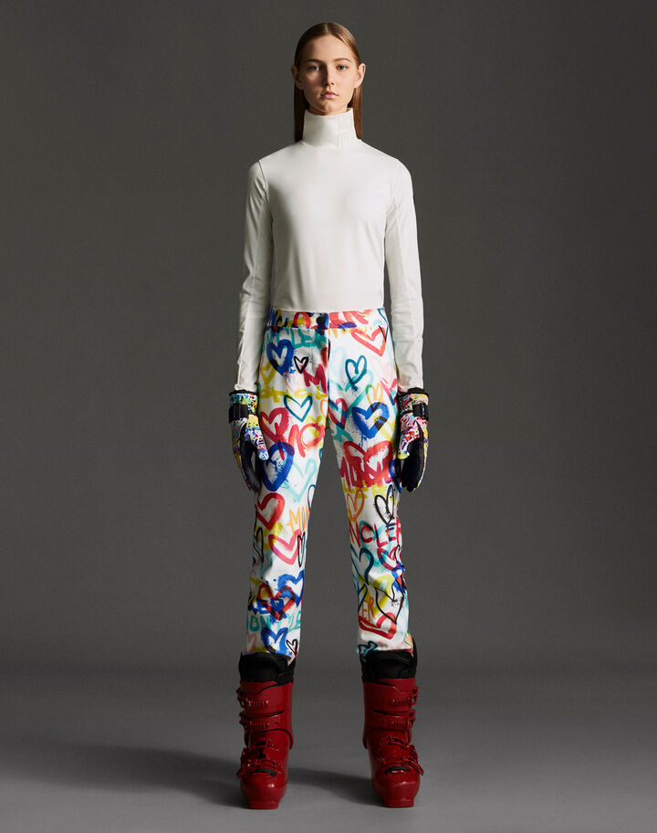 Moncler Pants Turquoise