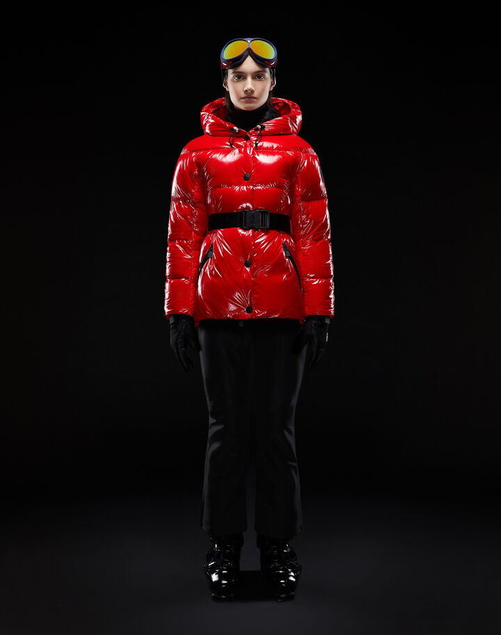 Moncler Fenis Fire Red