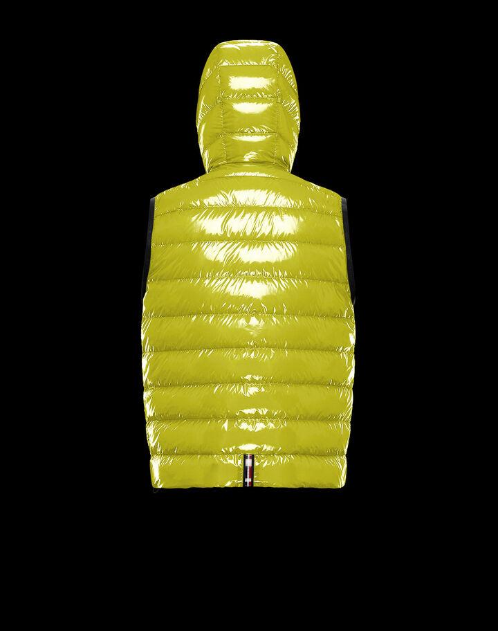 Moncler Lappe Mustard Yellow