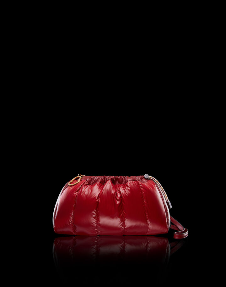 Moncler Seashell Burnt Henna Red