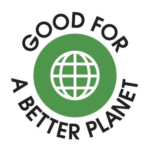 Zertifikat für umweltbewusste Verpackung