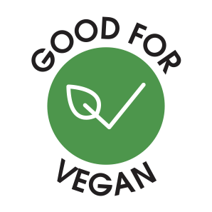 Certified organic - Vegan