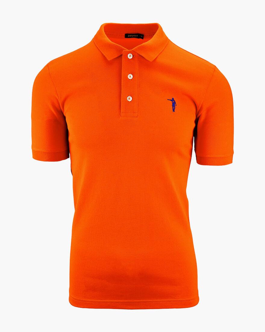 Maestro Polo SS, Orange, hi-res