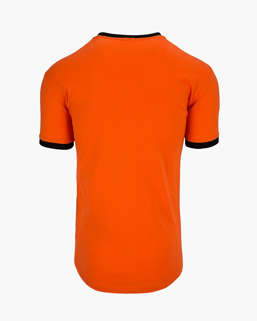 Cruyff Icon Tee, Orange, hi-res