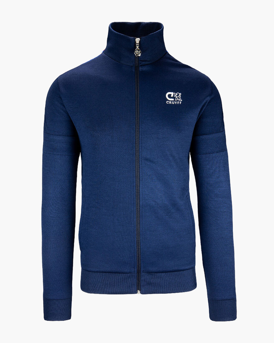 Fernando Track Top, Navy, hi-res