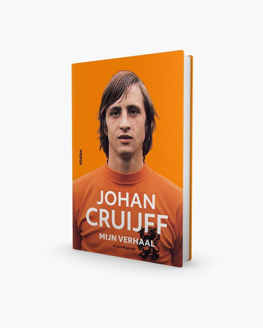 Johan Cruijff – Mijn Verhaal, Multicolor, hi-res