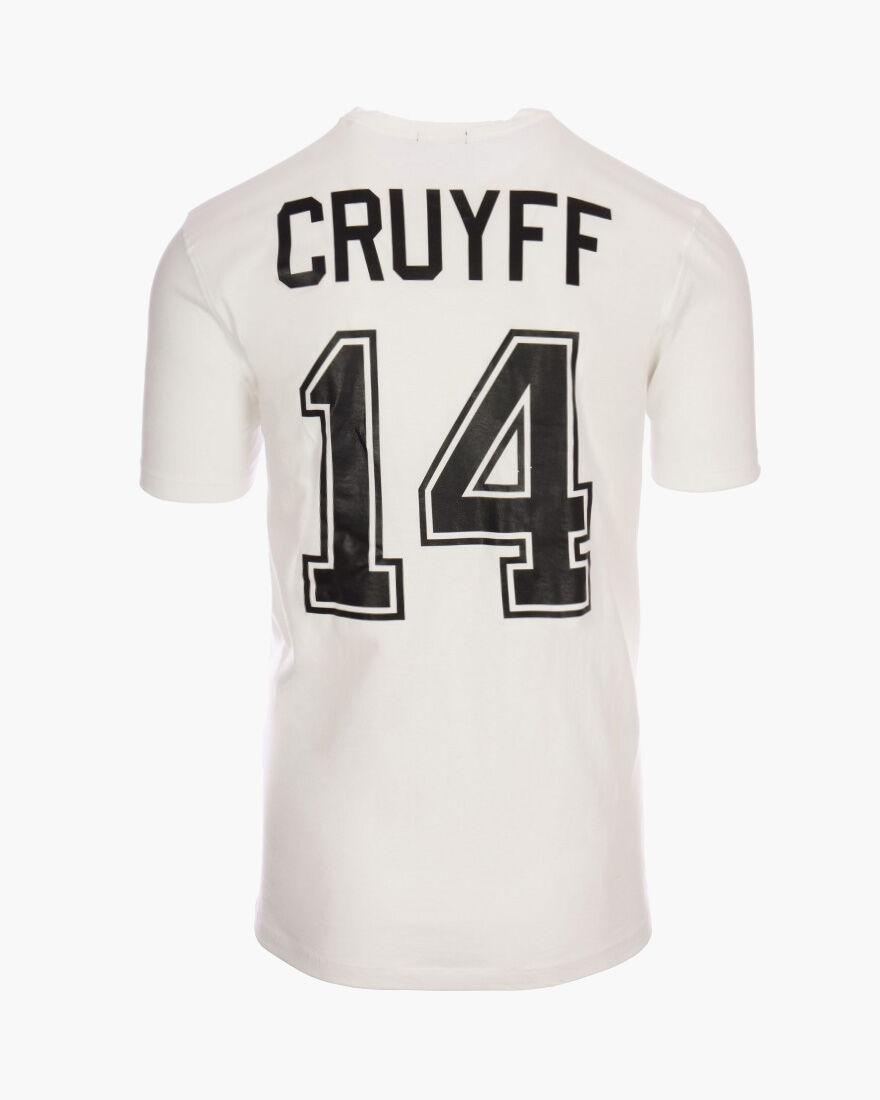 Cruyff Fourteen, White/Black, hi-res
