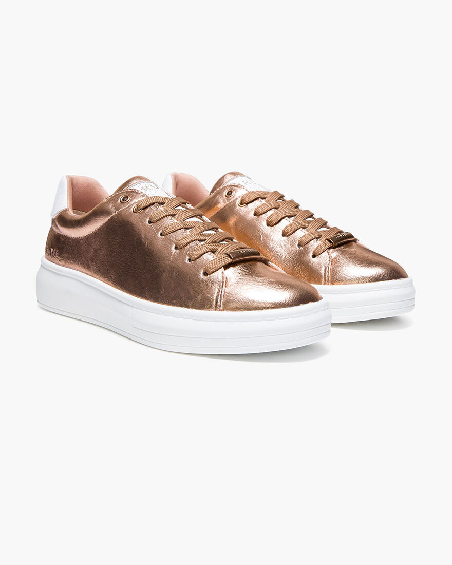 Pure - Rose Gold - Cracked Metallic, Gold, hi-res