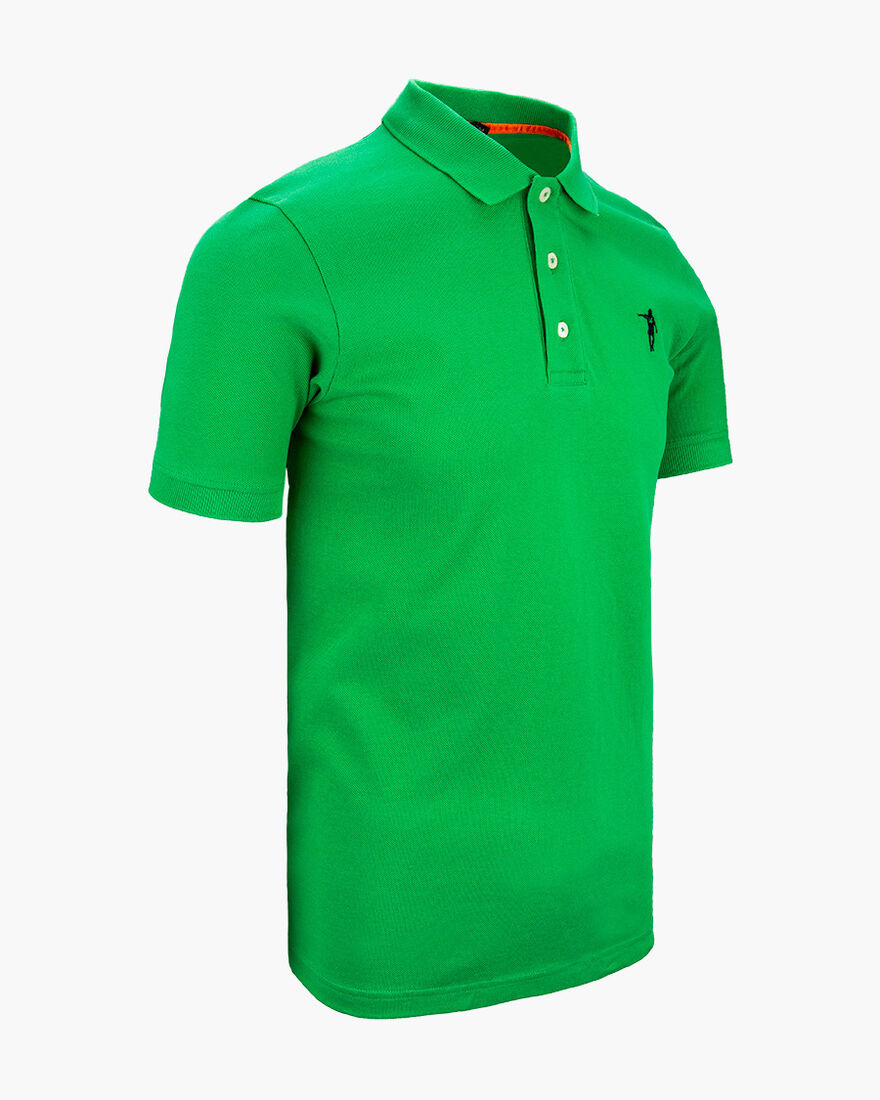 Maestro Polo SS, Green, hi-res
